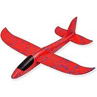 3pcs Avión Planeador Glider Avion Juguete Infantil, Planeadores De Espuma EPP, Buena Flexibilidad Y