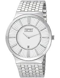 Esprit Herren-Armbanduhr Leodor Silver Analog Quarz EL101381F06