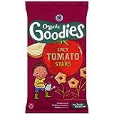 Organix Goodies Organique Épicée Étoiles De Tomates 60G