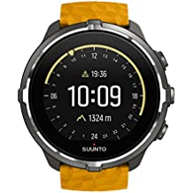 Suunto Spartan Sport Wrist HR Baro SS050000000 - Reloj GPS para Atletas, Multideporte, Ámbar, Talla Única