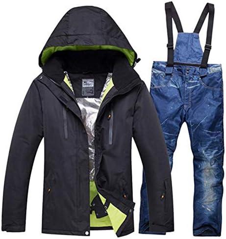 XMDNYE Sci Giacca Pantalone Uomo Inverno Inverno Inverno Inverno Sci Snow Suit Uomo Abbigliamento da Snowboard Impermeabile Uomo Sci Snowboard Set& 65292;XLB07KK6BT23Parent   Nuove varietà sono introdotte    Di Alta Qualità E Basso Overhead  f05584