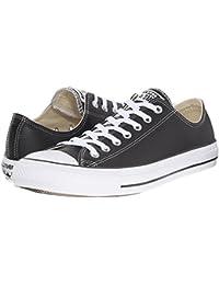 Converse Chuck Taylor Core Lea Ox 246270-55-3, Sneaker Donna