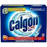 Calgon 2in1 Tabs, Wasserenthärter gegen Kalk und Schmutz in der Waschmaschine, 48 Tabs