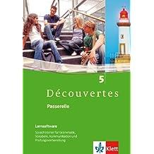Klett Sprachtrainer. Französisch 5. Lernjahr. Decouvertes / Tous ensemble. CD-ROM für Windows 98SE/ME/XP/NT/2000. Passend zu den Klett Schulbüchern  (Lernmaterialien)
