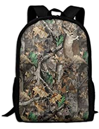 best& Realtree Camo Wallpapers School Rucksack College Bookbag Unisex Travel Backpack Laptop Bag