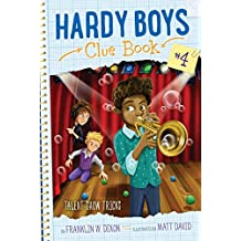 Talent Show Tricks (Hardy Boys Clue Book Book 4) (English Edition)