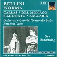 Bellini, V.: Norma [Opera] (Callas) (1955)
