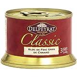Delpeyrat - Classic - Bloc de foie gras de Canard - 120 g