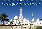 Vereinigte Arabische Emirate (Wandkalender 2020 DIN A4 quer): Dieser Bildkalender zeigt wunderschöne Aufnahmen aus den Vereinigten Arabischen Emiraten (Monatskalender, 14 Seiten ) (CALVENDO Orte) -