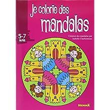 JE COLORIE DES MANDALAS (PRINCESSES)