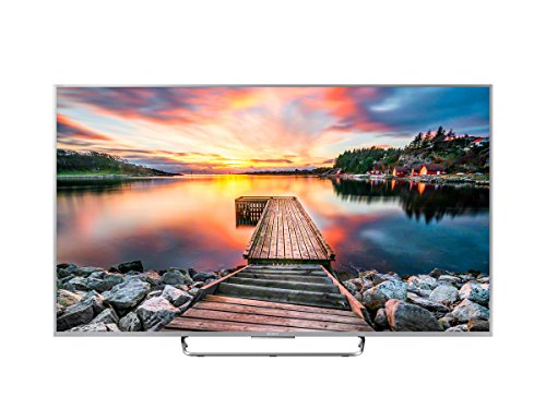 Sony KDL-65W857C 65 inch Smart 3D Full HD TV (Android TV, X-Reality Pro, Motionflow XR 800 Hz, Wi-Fi and NFC) - Silver