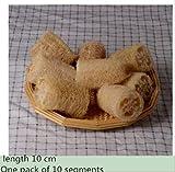Loofah Do Soletta Spazzola Multifunzione In Loofah Naturale Pentola Per Pulizia Universale Asciugamano Da Bagno Forniture Da Cucina