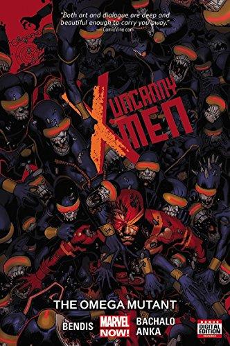UNCANNY X-MEN 05 OMEGA MUTANT