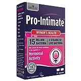 Natures Aid Pro-INTIMATE 15 Billion Bacteria, Female Health, Vitamin B2, B6 and Zinc, 45 Capsules