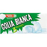 Golia Bianca Caramella Dura, Menta e Liquirizia - 3 Astucci