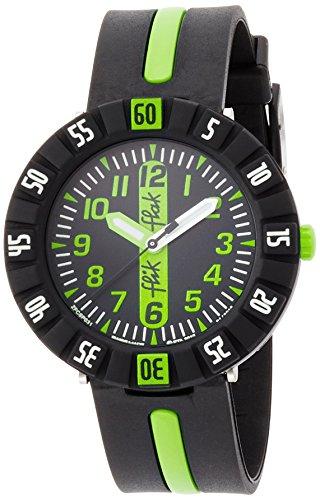 Flik Flak Jungen Analog Quarz Uhr mit Plastik Armband FCSP032