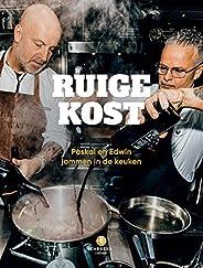 Ruige kost: Paskal en Edwin jammen in de keuken