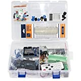 TBS ® 2650 UNO R3 proyecto Super Starter Kit 1602 LCD Servo Motor for Arduino