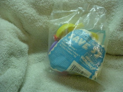 Jim Henson's Happy Meal Toy - Muppet Workshop #4 - What-not...