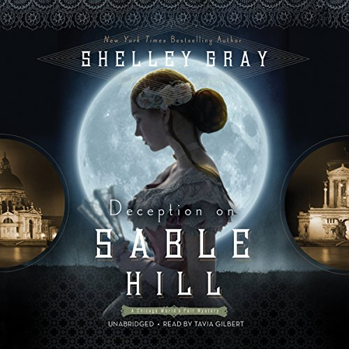 Deception on Sable Hill  Audiolibri