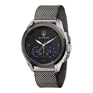 Reloj para Hombre, Colección Traguardo, Movimiento de Cuarzo, cronógrafo, en Acero – R8873612006