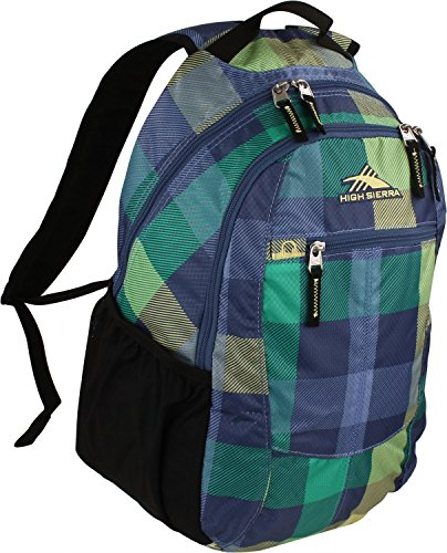high-sierra-sportive-packs-piute3-mochila-435-cm-color-yellow-checks-tamano-talla-unica