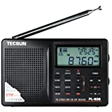 Tecsun Portable PL-606 FM stereo/ SW/ MW/ LW Radio with DSP and Alarm Clock