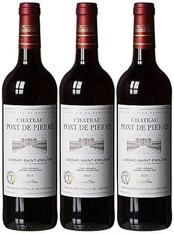 CHT PONT DE PIERRE France Bordeaux AOP Lussac Saint Emilion