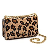 Marc Cain Clutch, Groesse OneSize, Leopard