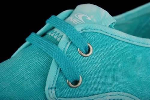 O'Neill - Sneaker Gidget canvas, Donna Turchese (verde acqua)