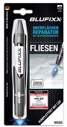BLUFIXX Smart-Repair Spezial Set (Fliesen) MGS WEISS DE