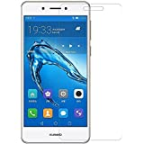 Huawei Honor 6c Protection écran, Digital Bay Film Protection d'écran en Verre Trempé Glass Screen Protector Vitre Tempered pour Huawei Honor 6c - Dureté 9H, Ultra-mince 0.20 mm, 2.5D Bords Arrondis- Anti-rayure, Anti-traces de doigts,Haute-réponse, Haute transparence