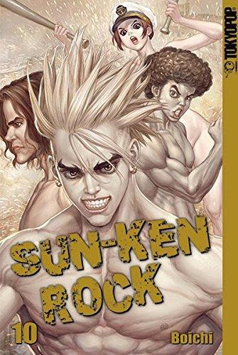 Sunken Rock (Sun-Ken Rock 10)