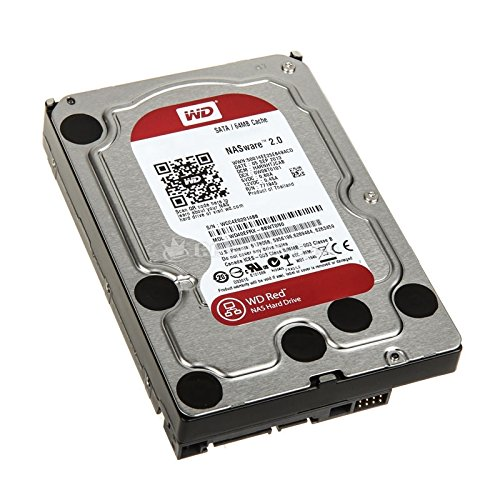 Western Digital Red, SATA 6G, Intellipower, 3,5 Zoll - 3 TB