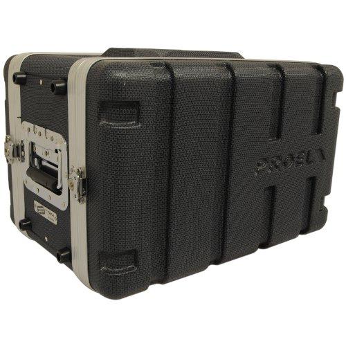 Proel Force Series-Rack 6u-Case in ABS per basso