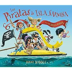 Los piratas de Isla Sarnosa.