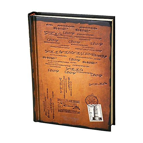 Jia HU Magic liniert Notizbuch Tagebuch Hard
