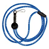Fox 40 Breakaway Lanyard, Blue by Fox Head