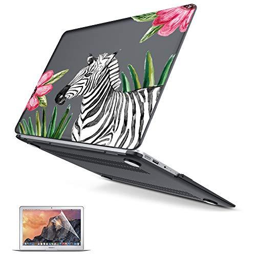Belk MacBook Air 11 Zoll Hülle Schutzhülle Case Cover, Hochwertiger Plastik Hartschale Schutzhülle Snap Case + Displayschutzfolie, MacBook Air 11