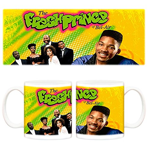 The Fresh Prince Bel-Air Will Smith Mug - high quality print
