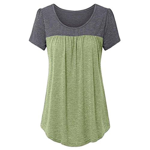 BHYDRY Damen Mode Frauen Casual T-Shirt Damen Ärmellos Weste Hemd Lose Tank Tops Plus Größe Freizeit Oberteile Tees