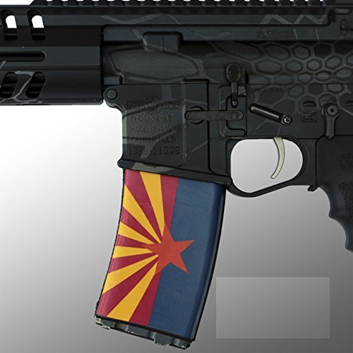 ultimate-arms-gear-4-pack-of-ar-mag-cover-socs-for-30-40rd-polymer-pmag-mags-arizona-state-flag-by-u