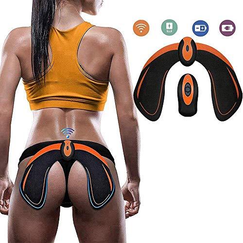 ZFAME Entrenador Muscular estimulador eléctrico, el Ejercicio ccsme Equipos Muscular...