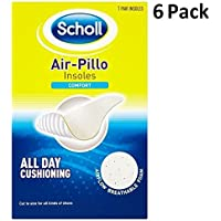 Dr. Scholl's Insoles Air-Pillo 2X Cushioning Unisex (Case of 6) (Schuhpads) preisvergleich bei billige-tabletten.eu