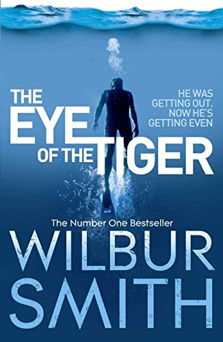 The Eye of the Tiger Cover Image