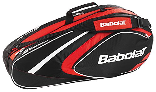 Babolat Portaracchette X6 Club Line Rosso
