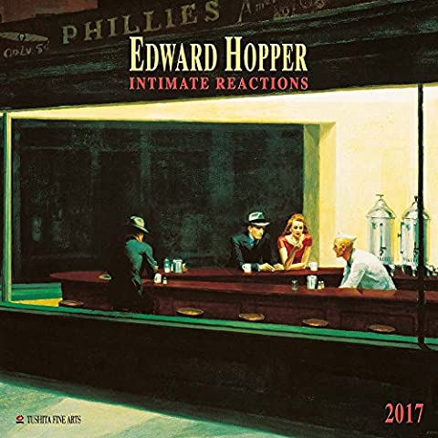 Edward Hopper 2017 Modern Art: Intimate Reactions (Fine Arts)