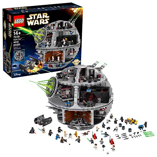 Win the battle for the Empire with the awesome Death Star!