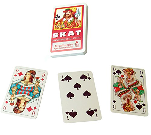 Kaltner Präsente Geschenkidee - Zaubertrick Kartenspiel Spielkarten Kartentrick Trickkarten