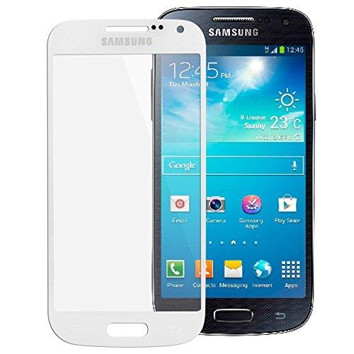 Ersatzteil Austausch Frontglas Touch Glas Display Reparatur für Samsung Galaxy S4 i9505 + Opening Kit Weiß